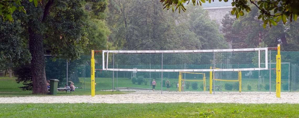 Trainingsstätte Strandbad Baden und GYMN Gainfarn