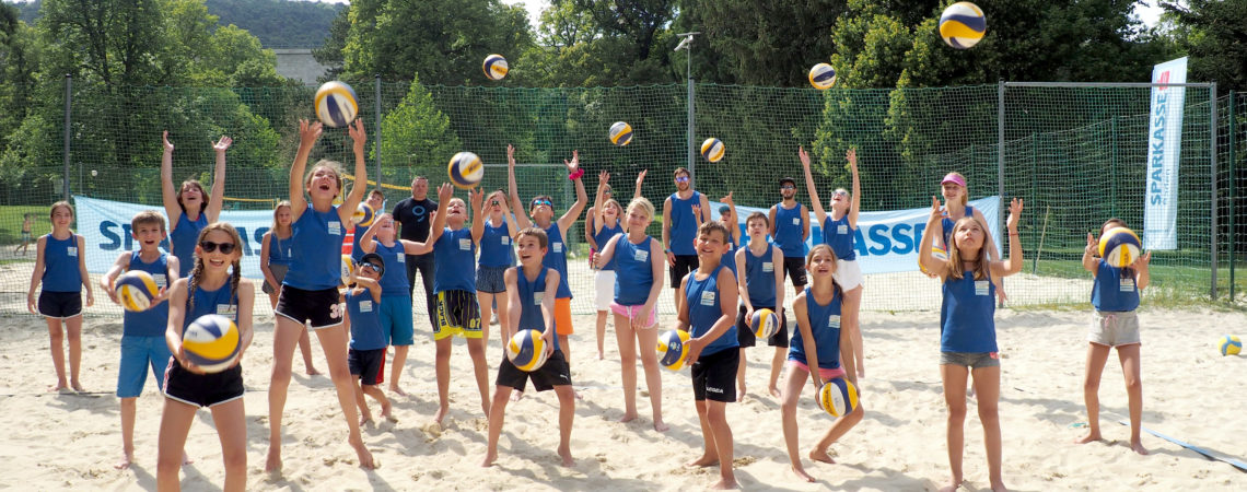 Beach Volleyball Camp 2021